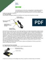 Ferramentas e Detalhes de Eletronica
