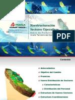 2015.08.21 Restructuración de Los Sectores ATG 2015
