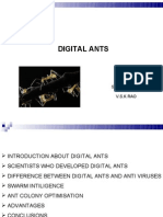 PAPER PRESENTATION ON DIGITAL ANTS
