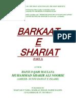 Sunni Dawate Islami Barakati