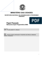 Manual Papel Passado 2013