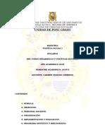 Desarrollo y Politicas Sociales-CARMEN VILDOSO