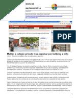 Monitoreo La Razón 09 Sept 2015
