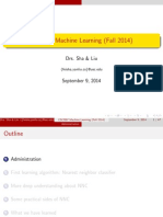 lec02 Machine Learning
