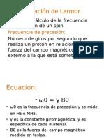 Ecuación de Larmor.pptx