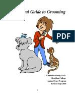 Dog Grooming Manual