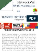 NETWORKVIAL EN TEPIC 2010