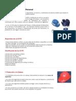 Normas EPP - Equipos de Protección Personal