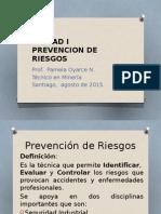 Presentacion Tecnico en Mineria 2do Sem de 2015