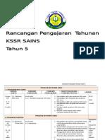 Rpt Sains t5 Kssr 2015