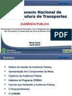 Apresentacao _ Audiencia Publica Crema 1_ Etapa _ 17_01_12.ppt