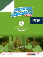 Bases Feria Eureka 2015
