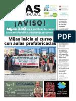 Mijas Semanal Nº651 Del 11 al 17 de septiembre de 2015