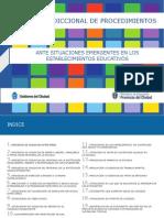 Guia de Jurisdiccional Procedimentos MARZO 2015