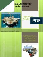 3 Logistica Do Petróleo - Distribuição