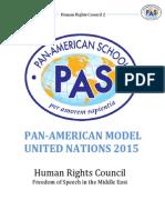 human rights council 2 - tomas