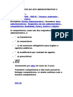 Requisitos Do Ato Administrativo 2