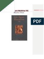 Los Reyes Malditos 07 - De Cómo Un Rey Perdió Francia