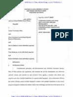 Kevin House lawsuit against West Clermont Schools