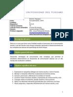 Programa Francés I