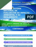 Ley Del Sistema Nacional de Evaluación de Impacto