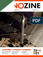 Sonokinetic Sonozine 1st issue
