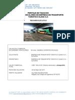 26 Mayo 2015 Peritaje Finaltasacion Flota Vehicular (09 Unds) Oltursa