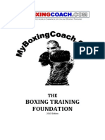 Boxing Training Foundation