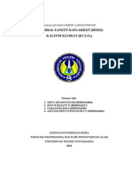 Material Safety Data Sheet Kclo3