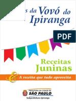 Receitas Juninas to Integral Dos Alimentos