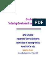 Theme 2 - Prof Abhay Karandikar - Presentation