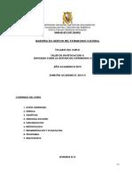 Taller de Investigación II-luisa Diaz Arriola