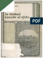 Durand Jorge La Ciudad Invade Al Ejido