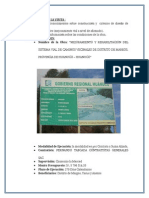 informe visita a obra huanuco