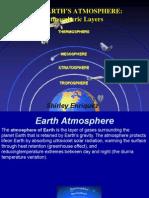 Environmental Impact-Earth Atmospheric Layers