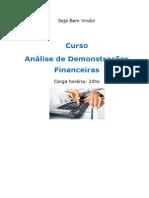 Demonstra Es Financeiras