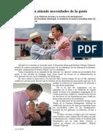 12.10.2013 Comunicado Esteban Atiende Necesidades de La Gente