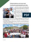 13.10.2013 Comunicado Enfrenta Esteban La Pobreza en La Zona Sierra