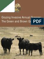 18. Grazing invasive annual grasses