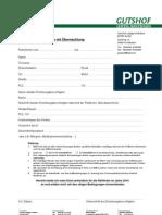 Gutshof Leipzig-Wolfshain EKINE GmbH