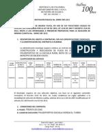 INVITACION PUBLICA COLOMBIA