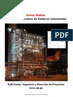 Curso Online Eficiencia Operativa de Calderos Industriales