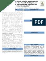 cartel sindrome de di george.pptx