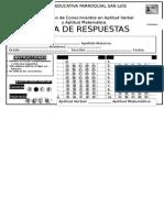 Ficha de Respuesta