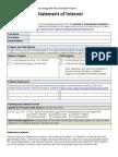 Statement of Interest PDF Format