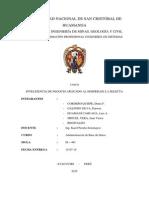 Administracion de base de datos (inteligencia de negocio )