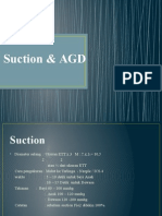 Suction and AGD