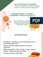 Cluster Mango Guerrero