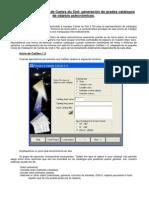 Catálogos en Cartes Du Ciel2-Aplicación CatGen 1