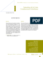 Dialnet-NaturalezaDeLaCorteConstitucionalColombiana-3293477